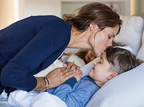 Parents can have a peaceful sleep knowing their child's blood sugar levels will be maintained.