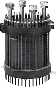 Goddard electrolyzer stack