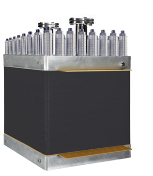 Kennecbec are Giner's large electrolyzer stacks