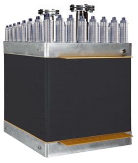 Giner electrolyzer stack