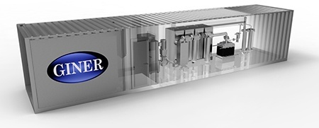Giner hydrogen generation system