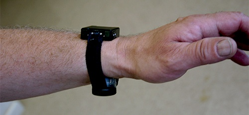 Wrist transdermal alcohol sensor